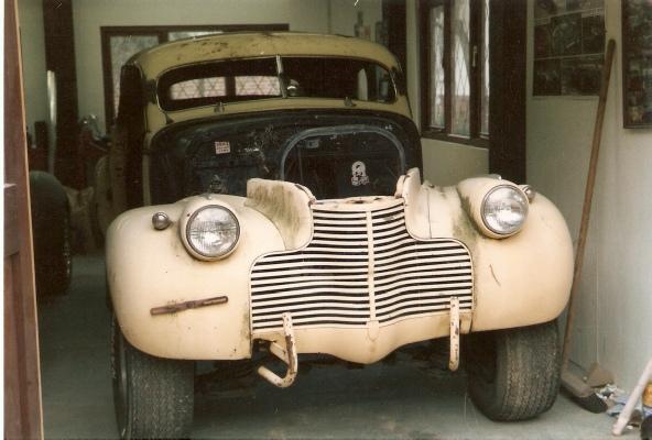 40 Chevy